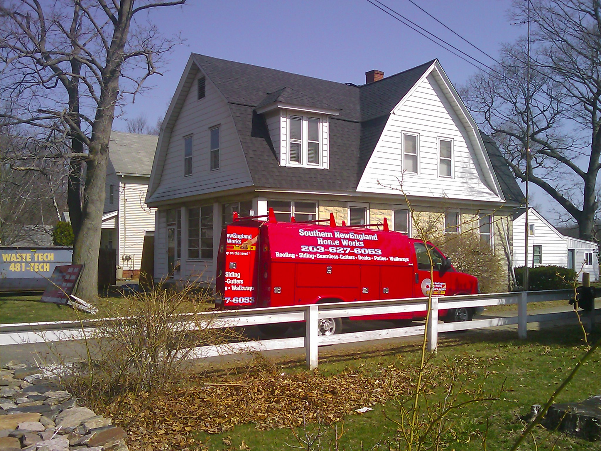 Connecticut roofing contractor Milford Roof